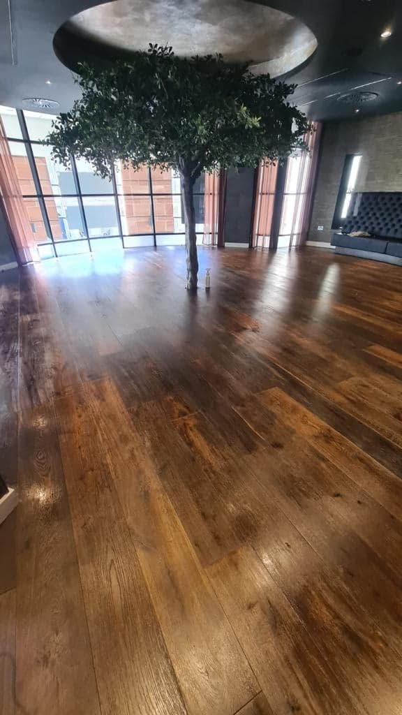 Hard Floor and Tile Cleaning